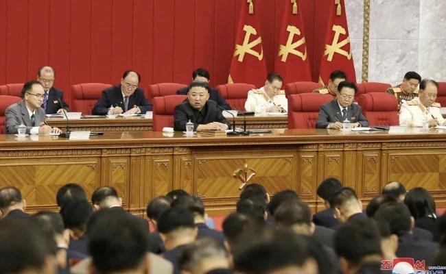 North Korea's Kim Jong Un Tightens Ruling Party Discipline, Appoints New Politburo Members