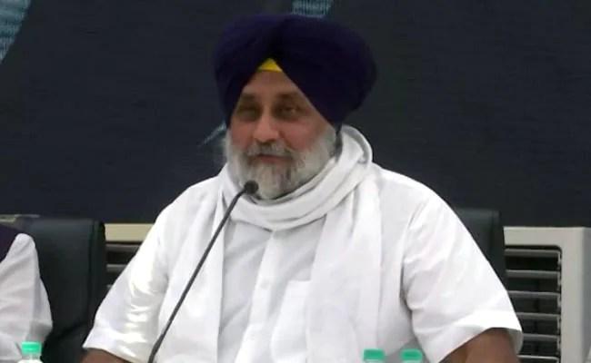 Punjab Polls: Akali Dal Promises 400 Units Of Free Power, Interest Free Loan For Students