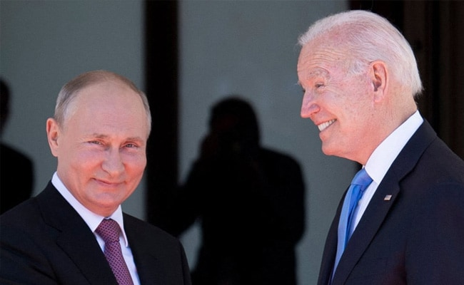 Meeting With Biden 'Constructive', Agreed Talks On Cybersecurity: Putin