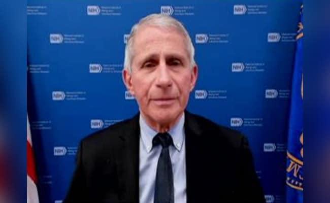 US Top Coronavirus Advisor Terms Delta Strain Of Covid As 'Nasty Variant'