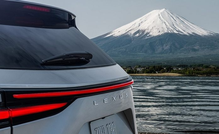 The Lexus NX is likely to share its platform with the Toyota RAV4