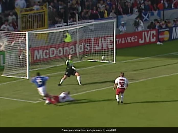 UEFA EURO 2020: Warm Your Appetite With These Sensational Goals From The Tournament Archives.  Watch |  Football News