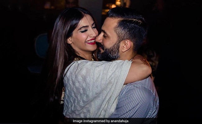 Sonam Kapoor's Birthday Is Over But Anand Ahuja's PDA Isn't. See His Post