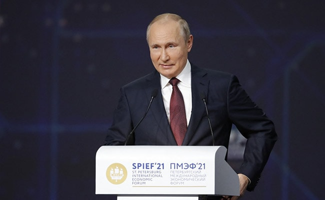 Relations With US At Lowest Point In Years: Vladimir Putin
