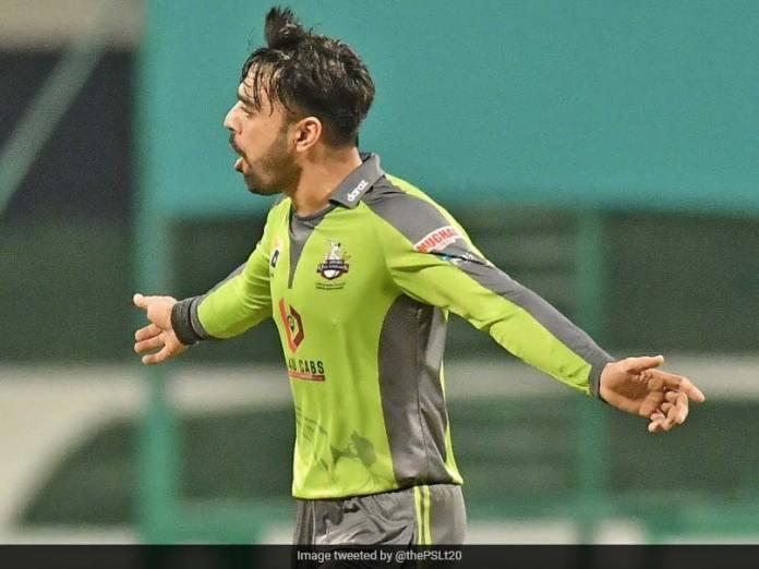 PSL 2021: Rashid Khan Produces Magical Spell To Blow Away Peshawar Zalmi.  Watch |  Cricket News