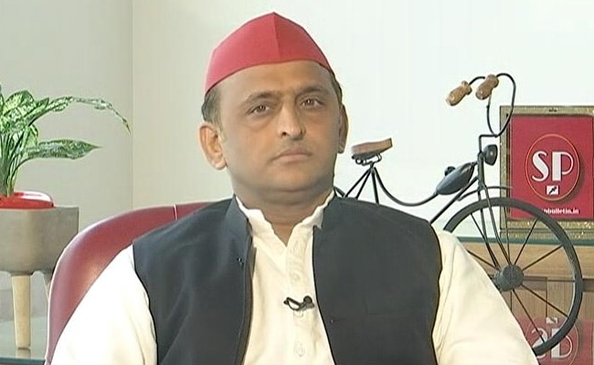 'Entire Responsibility Is Of Government': Akhilesh Yadav On Oxygen Deaths