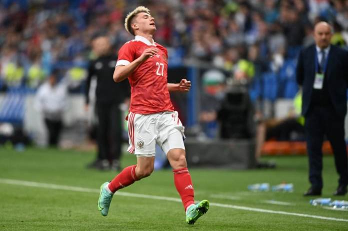 UEFA EURO 2020: Russia's Andrei Mostovoy Positive For Covid, Out Of Tournament |  Football News