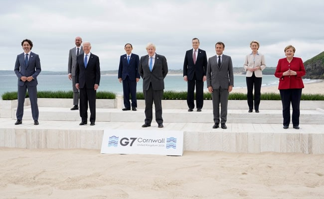 G7 To Counter China's Belt And Road With Infrastructure Project: US Official