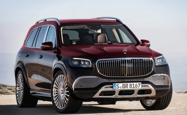 The Mercedes-Maybach GLS 600 is based on the new-gen flagship Mercedes-Benz GLS SUV.