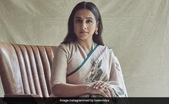 People Told Me 'I Should Know How To Cook': Vidya Balan On Facing Gender Inequality