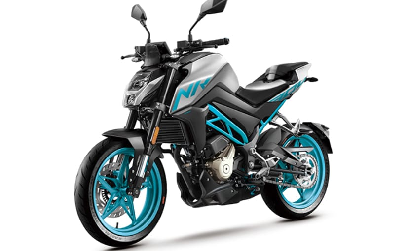 The CFMoto 300NK has a design which is similar to the KTM 250 Duke