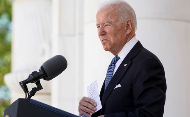 Joe Biden Accuses Russia Trying To Disrupt 2022 Elections