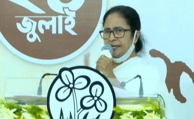 Rights Body Panel Member Probing Bengal Violence Belongs To BJP: Mamata Banerjee