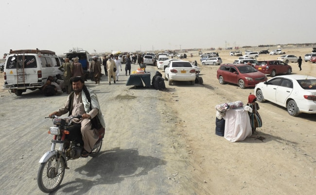 Pakistan Confirms Taliban Have Control Of Afghan Border Town