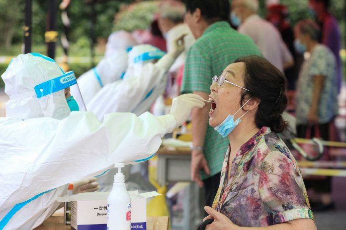 China's Worst Coronavirus Outbreak In Months Spreads To 2 More Areas