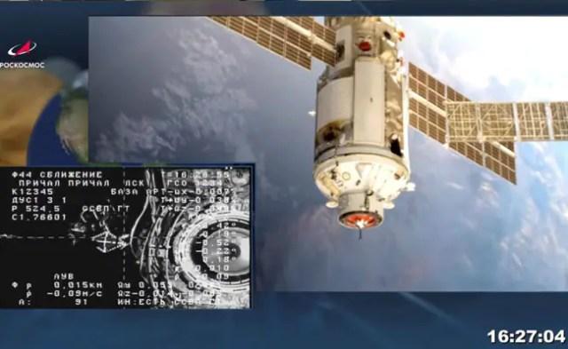 आईएसएस के साथ डॉकिंग के बाद रूस के नौका अंतरिक्ष मॉड्यूल का अनुभव समस्या: रिपोर्ट