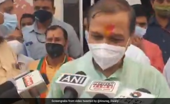 'If There's No Trouble...': Madhya Pradesh Minister Amid Fuel Price Rise