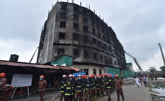 Bangladesh Factory Owner Arrested After 52 Die In Fire
