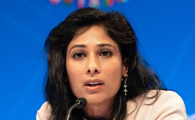 Good Vaccination Rate Helpful For India Economy, Says IMF's Gita Gopinath