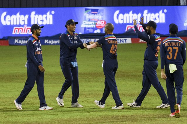Sri Lanka vs India 2nd T20I: Shikhar Dhawan Says He is Proud Of His Team After A Good Fight