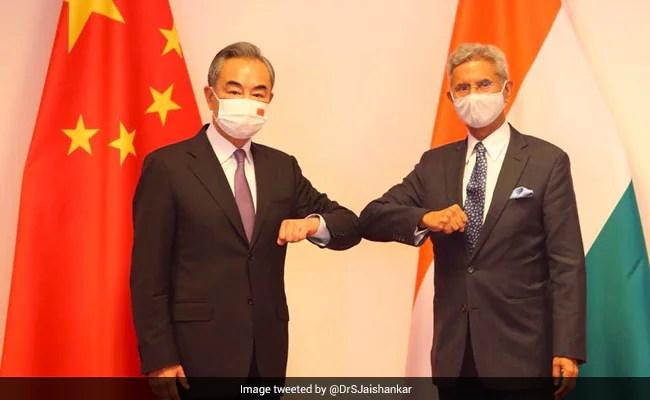 Ready To Seek Solution To Key Issues, China Minister Tells S Jaishankar
