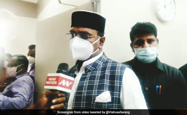 Madhya Pradesh Minister Says No Deaths In State Due to Oxygen Shortage