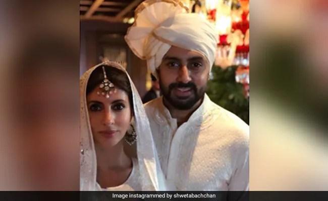 Twining And Winning: Shweta Bachchan Nanda And Abhishek In This Raksha Bandhan Post