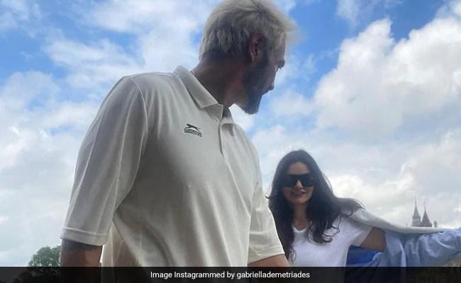 'Game On': When In England, Arjun Rampal Plays Cricket. Best Cheerleader Award Goes To Gabriella Demetriades