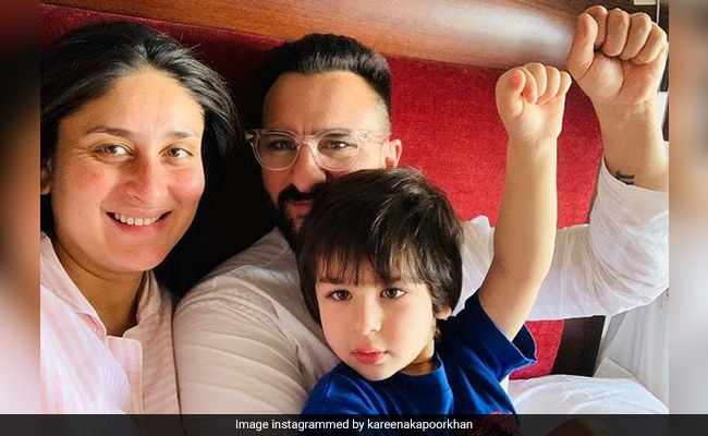 Had A Conversation, Moved Ahead: Kareena Kapoor On Discussing Surrogacy With Saif Ali Khan