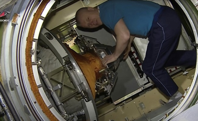 Watch: Russian Module That Jolted International Space Station From Inside