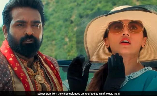 Annabelle Sethupathi Trailer: Taapsee Pannu-Vijay Sethupathi And A Haunted House. Need We Say More?