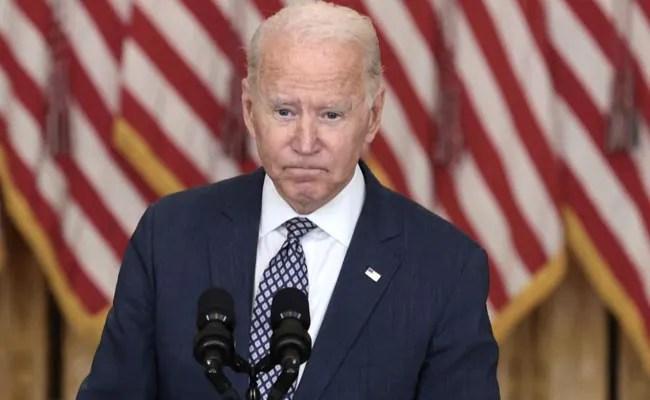 Joe Biden Hits Campaign Trail Ahead Of California's Recall Election