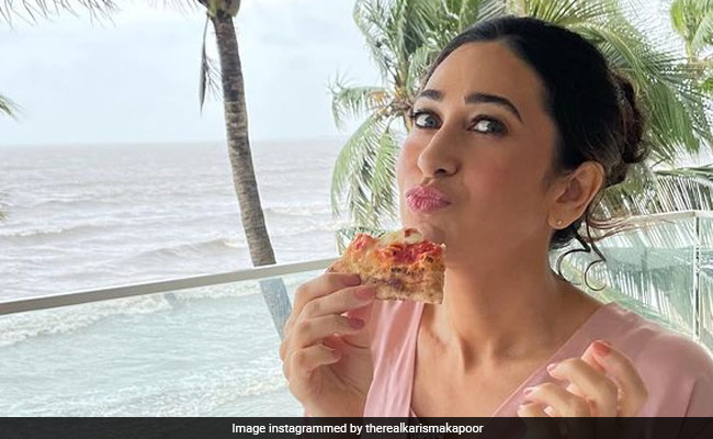 Karisma Kapoor's Wednesday Morning Began On A Delicious Note