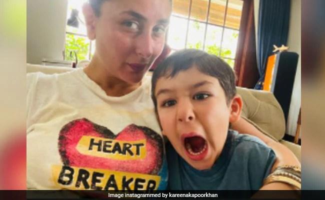 Kareena Kapoor Reveals Son Taimur, 4, Is Already A 'Heart-Breaker'