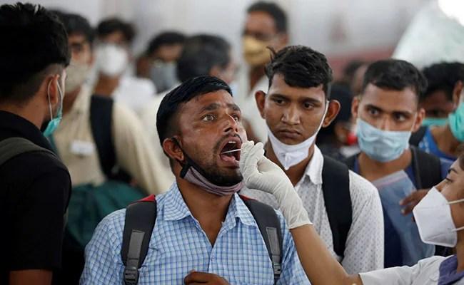 Coronavirus India LIVE Updates: Over 96 Crore Covid Vaccine Doses Administered In India