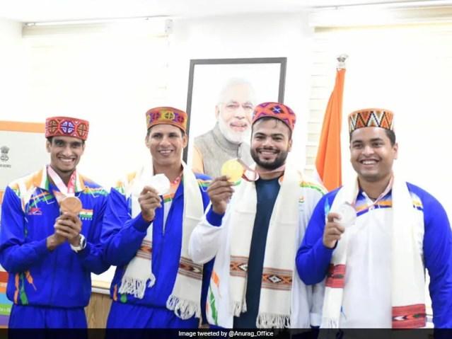 भारत ने टोक्यो में कुल 19 पदकों के साथ पैरालिंपिक में अपना सर्वश्रेष्ठ प्रदर्शन दर्ज किया