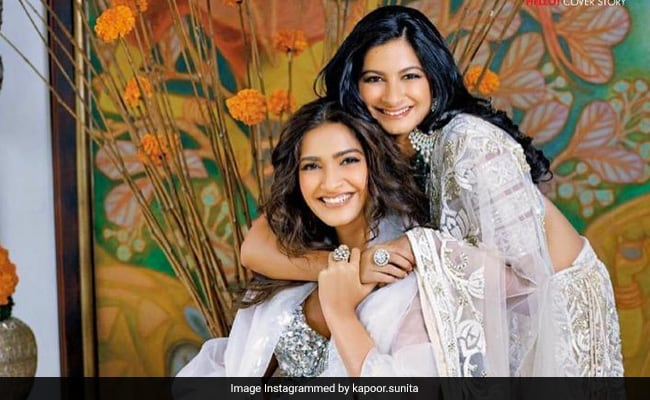 For Sunita Kapoor, Daughters Sonam And Rhea 'Are The Most Beautiful Gift'
