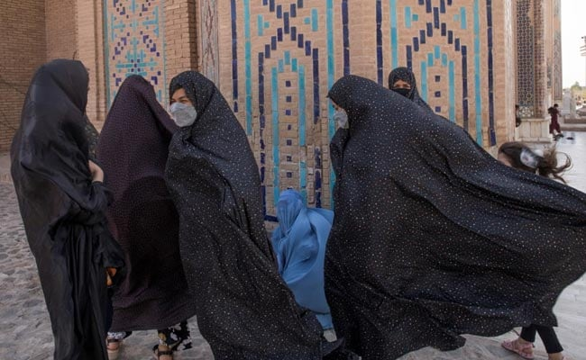 'They Don't Consider Us Humans': Afghan Women On Taliban Rule