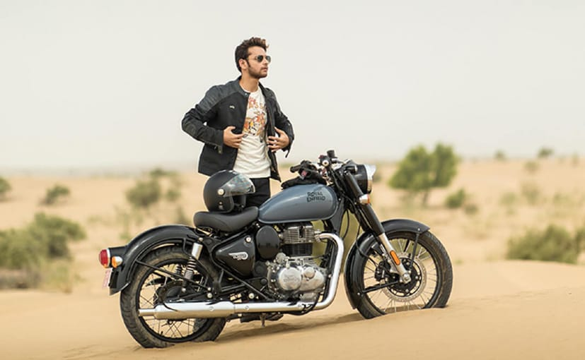 The 2021 Royal Enfield Classic 350 shares the J-Series engine with the Meteor 350 and the same chassis