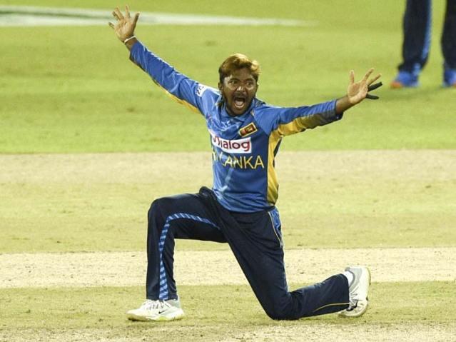 टी20 वर्ल्ड कप: श्रीलंका फाइनल में लाहिरू कुमारा, अकिला धनंजय शामिल