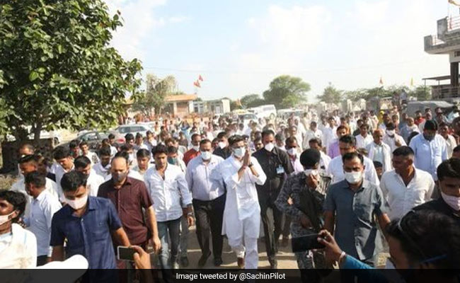 'They Are Being Killed': Sachin Pilot Slams Centre Over Farmers' Issues