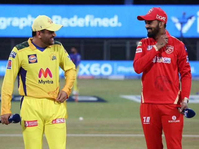 आईपीएल 2021, सीएसके बनाम पीबीकेएस लाइव स्कोर: एमएस धोनी, चेन्नई सुपर किंग्स का लक्ष्य पंजाब किंग्स के खिलाफ लीग चरण को समाप्त करना है