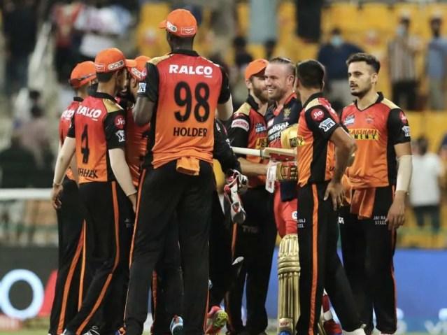 आईपीएल 2021 अपडेटेड पॉइंट टेबल: सनराइजर्स हैदराबाद बनाम रॉयल चैलेंजर्स बैंगलोर के बाद टीमें कैसी हैं?