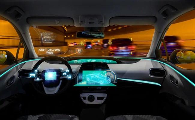 औस्टर अपनी डिजिटल लिडार तकनीक को स्वायत्त वाहनों से परे व्यावहारिक अनुप्रयोग के रूप में देखता है।