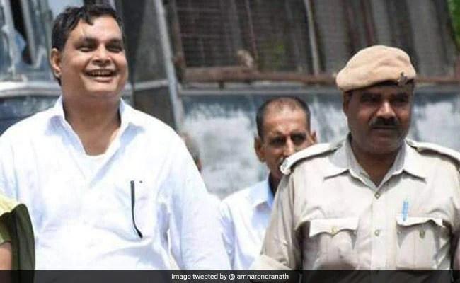 Bihar Shelter Rapes: Brajesh Thakur Moves Court Against life Sentence