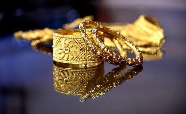 आज सोने की कीमत: घरेलू सोना वायदा आसानी से चढ़ने के बाद रिकॉर्ड 54,223 रु