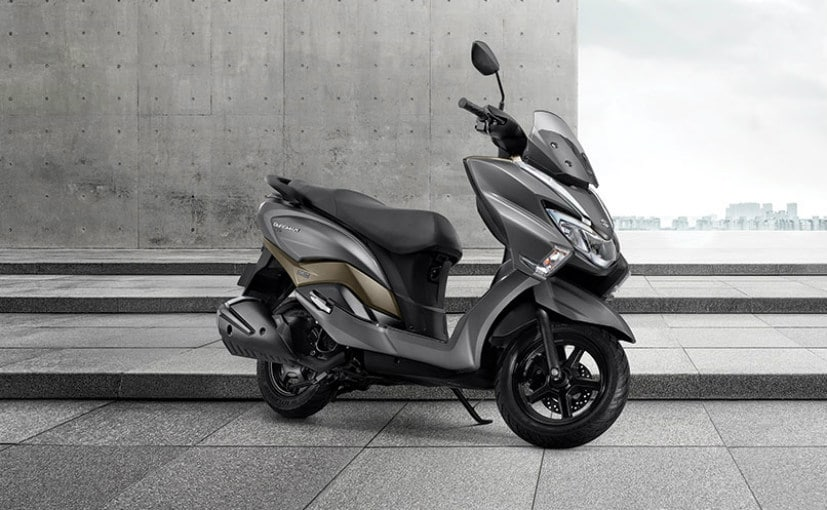 Image result for 2018 SUZUKI BURGMAN STREET 125 MAXI SCOOTER PRICE LEAKED AHEAD OF JULY 19 LAUNCH