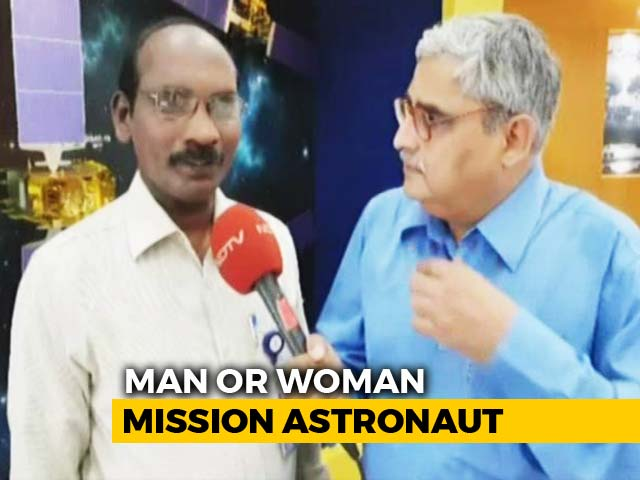 ISRO Chief Shivan Speaks Of Vikram And Gaganayan