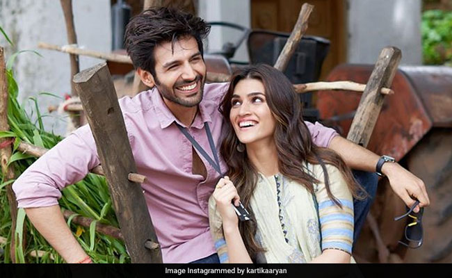 Image result for luka chuppi movie pics