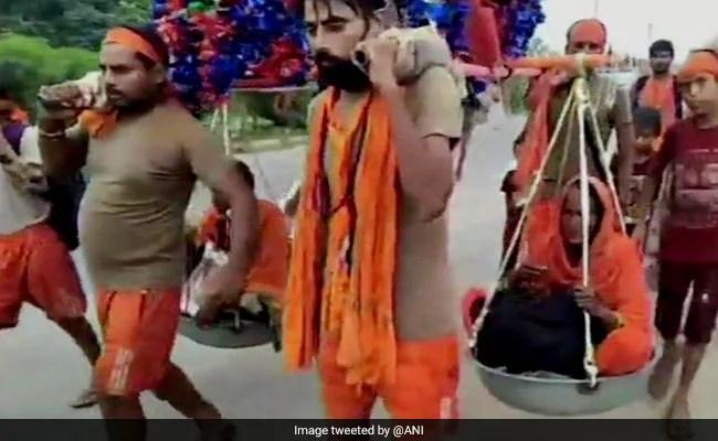 Borders Of Uttarakhand To Be Sealed For Kanwariyas From July 24